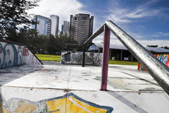 Urban Skate Park Stock Images