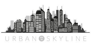 Urban skyline vector Stock Photos