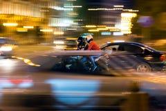 Urban speed Stock Photography