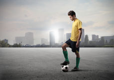 Urban sport Royalty Free Stock Photo