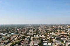 Urban Sprawl of Miami Royalty Free Stock Photo