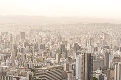 Urban sprawl Royalty Free Stock Photo