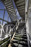 Urban Stairs Royalty Free Stock Photos