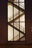 Urban Stairs Royalty Free Stock Images