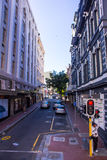 Urban Street Cape Town Royalty Free Stock Photo