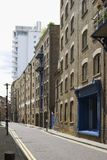 Urban street in Southwark. London. UK Stock Images