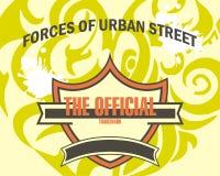 Urban streets Stock Photos