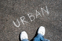 Urban style Stock Photography