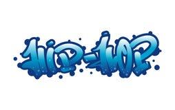 Urban style street Graffiti art. Royalty Free Stock Image