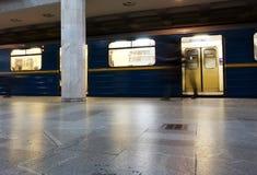 Urban subway Royalty Free Stock Images