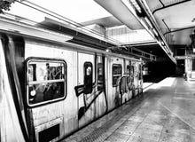 Urban subway royalty free stock image