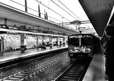 Urban subway stock images