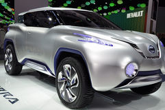 Urban SUV Nissan TeRRA Concept Stock Image