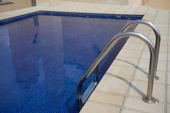 Urban swimmingpool Royalty Free Stock Image