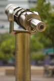 Urban Telescope Stock Image