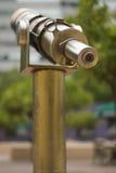 Urban Telescope Stock Image