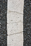 Urban Texture - road line Stock Images