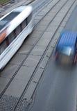 Urban traffic concept Stock Photo