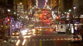 Urban Traffic stock video footage