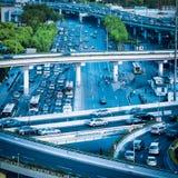 Urban traffic royalty free stock images