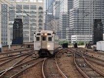 Urban Train Royalty Free Stock Photos