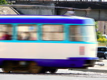 Urban transport Stock Photo