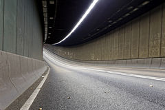 Urban tunnel Stock Photography