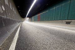 Urban tunnel Stock Photos