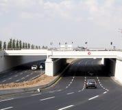 Urban tunnel Stock Image