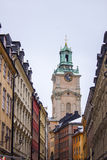 Gamla stan, Stockholm - Sweden Royalty Free Stock Photography