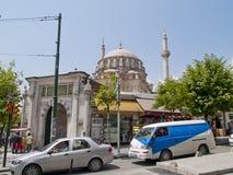 Urban view, Istanbul, Turkey. Royalty Free Stock Photos