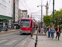 Urban view, Istanbul, Turkey. Royalty Free Stock Photo
