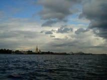 Urban view, Saint Petersburg Royalty Free Stock Photos