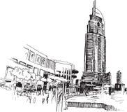 Urban view Stock Image