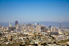 Urban villages, San Francisco Royalty Free Stock Photos