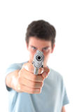 Urban Violence Royalty Free Stock Photography