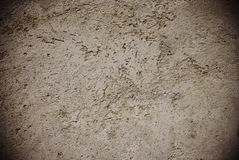 Urban wall. Rough weathered brown concrete wall rome italy Stock Image