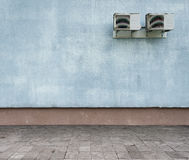 Urban wall background Royalty Free Stock Image