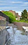 Urban water Royalty Free Stock Photo