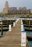 Urban Waterfront Stock Images