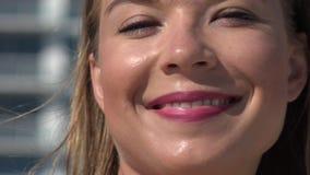Urban Woman, Female stock video footage