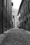Urbania alley Stock Photography