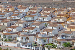Urbanisation Camposol in Spain Stock Photography