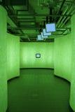 urbanistic korridor Fotografering för Bildbyråer