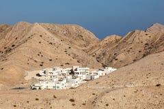 Urbanização em Muscat, Omã Fotografia de Stock Royalty Free