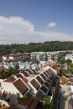 Urbanización fotografía de archivo