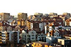 Urbanización Imágenes de archivo libres de regalías