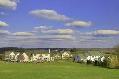 Urbanización en los suburbios Imagenes de archivo