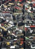 Urbanización irregular Imágenes de archivo libres de regalías