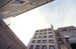 Urbanización Marsella Fotografía de archivo libre de regalías